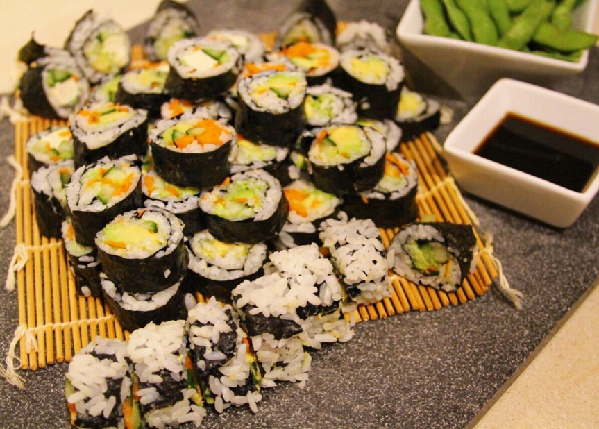 Friday Night SushiSesh!!